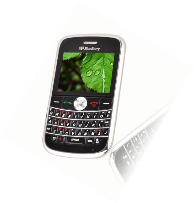 Registro de moviles Blueberry+phone