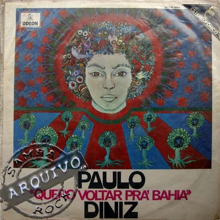 Paulo Diniz Quero Voltar Pra Bahia
