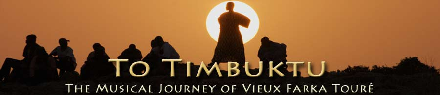 To Timbuktu Film Blog