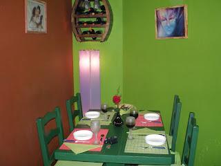 Fengshui decoraci n energ tica la casa de mi amigo for Comedor diario decoracion