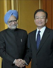 PM of china and india