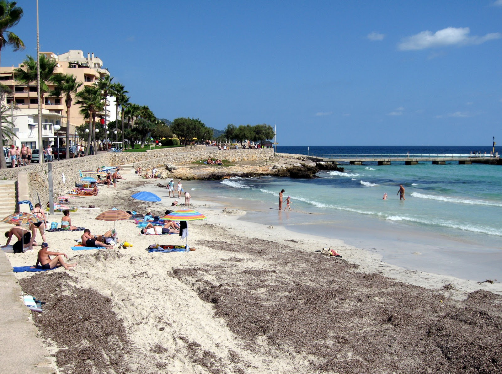 Johnsunseaandskytravel Cala Millor Majorca Travel Guide