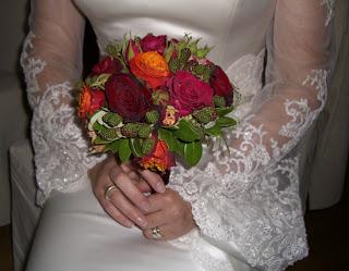 here comes the bride (onemorehandbag)