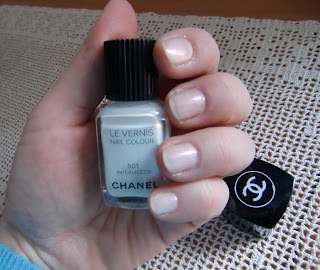 chanel intermezzo nail polish (onemorehandbag)