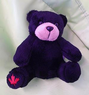 Canadian bear (onemorehandbag)