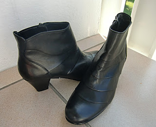 GABOR ankle boots (onemorehandbag)