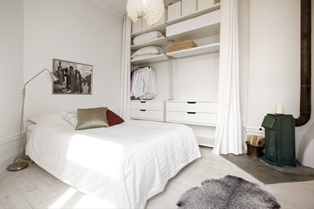 Mission Extra Closet Space I Propose The Open Closet In Your Bedroom Ann