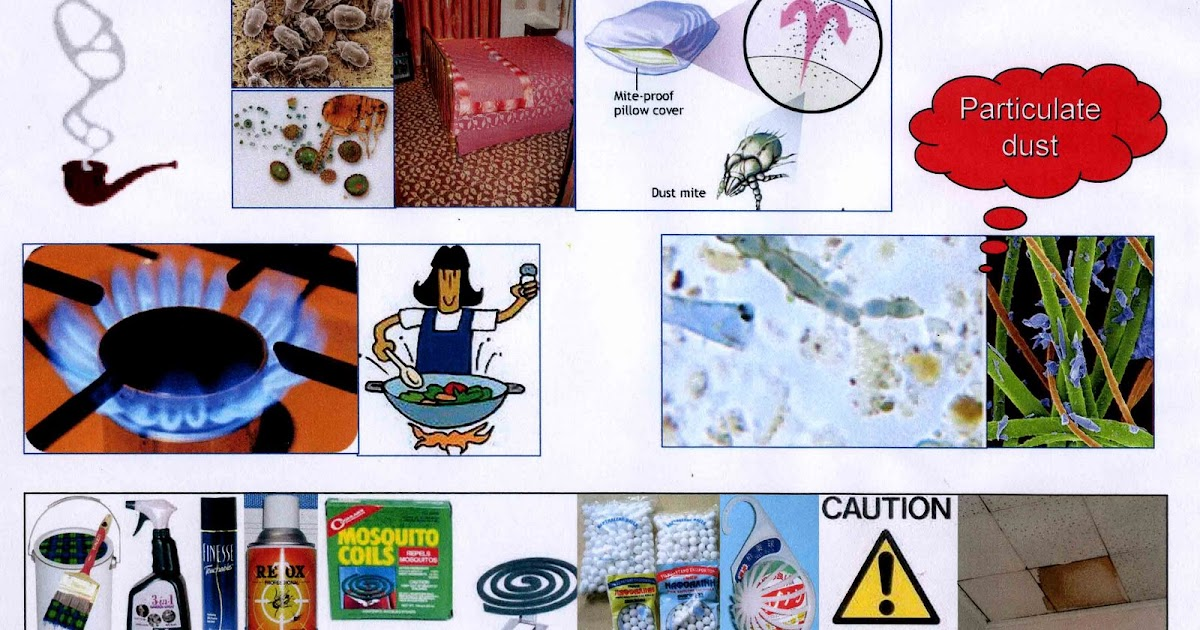 causes of indoor air pollution pdf