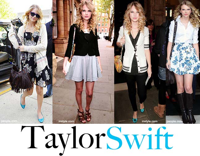 My Style Crush On Taylor Swift