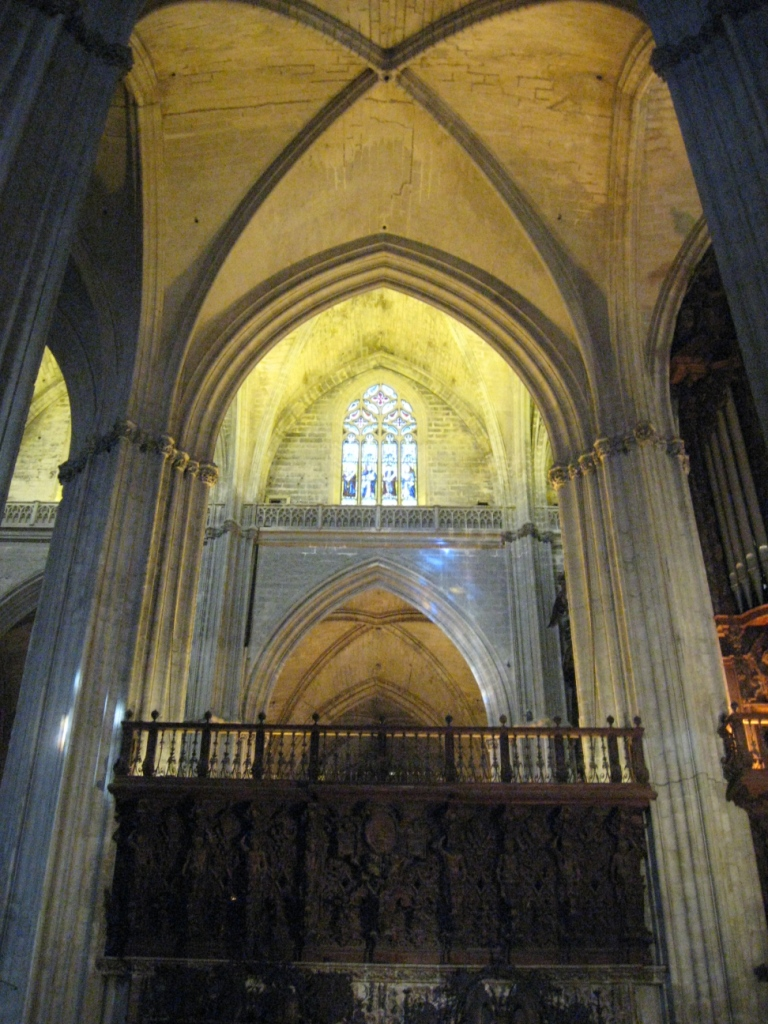 Lifes Travels: Seville Cathedral
