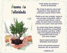 MIMO ARBOL DE FELICIDAD