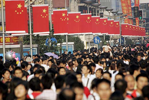 China: Pais mais populoso do mundo