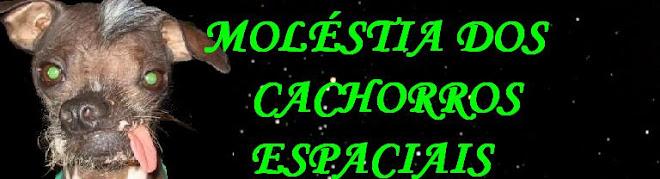 Moléstia dos cachorros espaciais