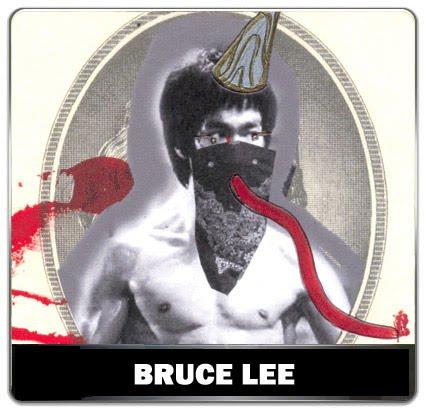 Artist: PRINCESSdie, Bruce Lee