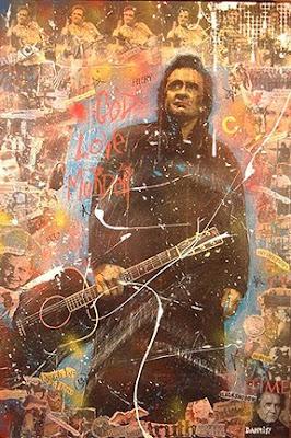 Artist: Joey DAMMIT! Johnny Cash