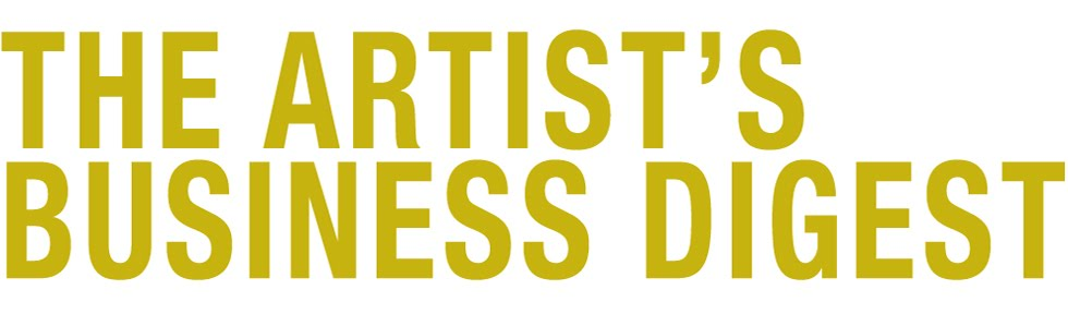 THE ARTIST'S BUSINESS DIGEST