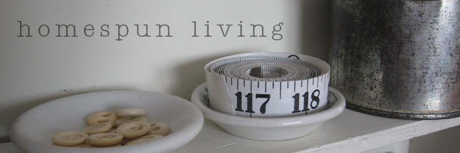 homespun living