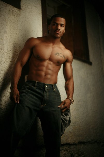 charlibal: His THICK is RIGHT… Lick My Abs!   Sexy Black
