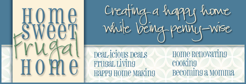 Home Sweet Frugal Home Coupons