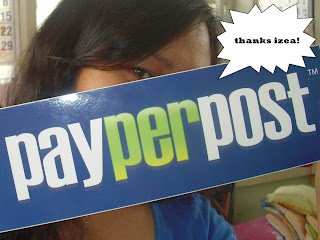PPP, payperpost, stickers, gift, freebie