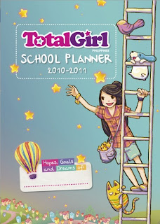 Total Girl School Planner