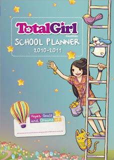 Total Girl School Planner