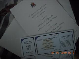 Philippine Inaguration 2010