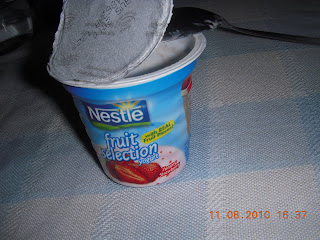 Nestle Fruit Selection Yogurt