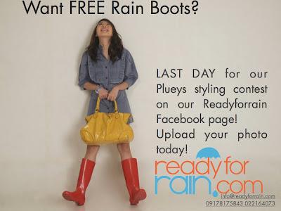 Ready for Rain promo