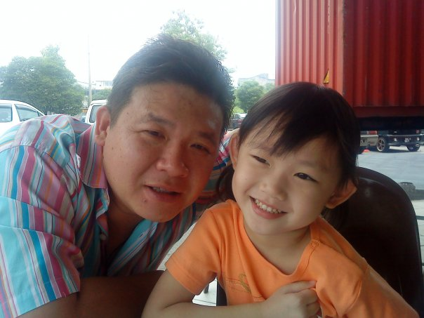 Dad n my dear sis