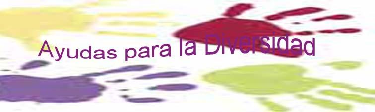 Ayudas para la Diversidad