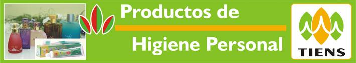 Productos de Higiene TIENS
