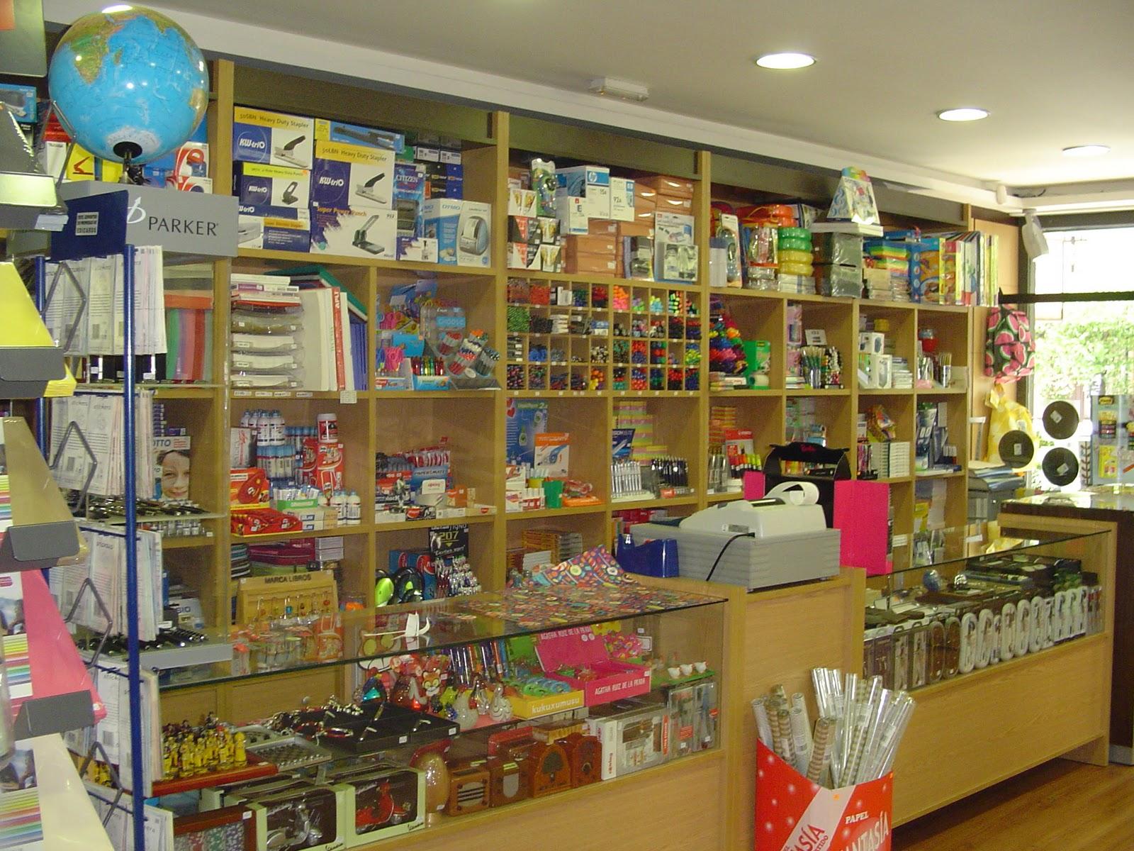 Estanterias jimenez papelerias - Ideas para decorar tu negocio ...