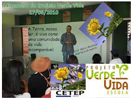 I Encontro Projeto Verde Vida CETEP Irecê