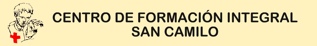 CENTRO DE FORMACIÓN SAN CAMILO