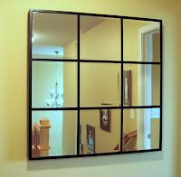 DIY PB mirror