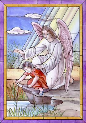 N'oublions pas nos chers anges-gardiens ! - Page 4 Angel+de+la+guarda+color