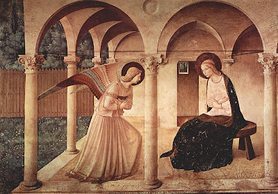 fra angelico annunciation