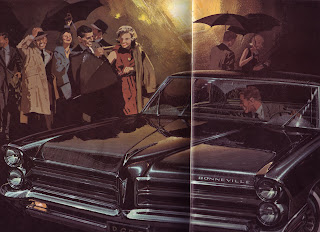 1965 pontiac bonneville catalog ad