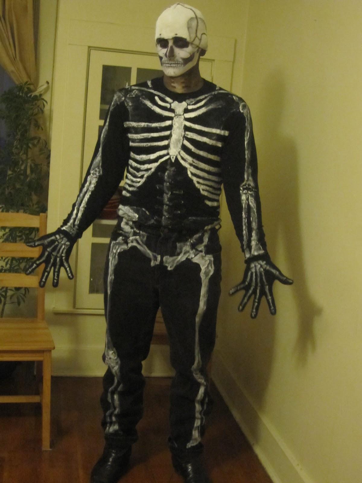 6 простых идей: как сделать костюм на Хэллоуин своими руками