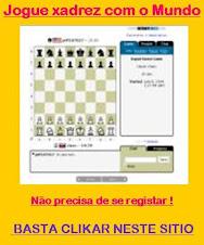 Jogue xadrez com o Mundo!
