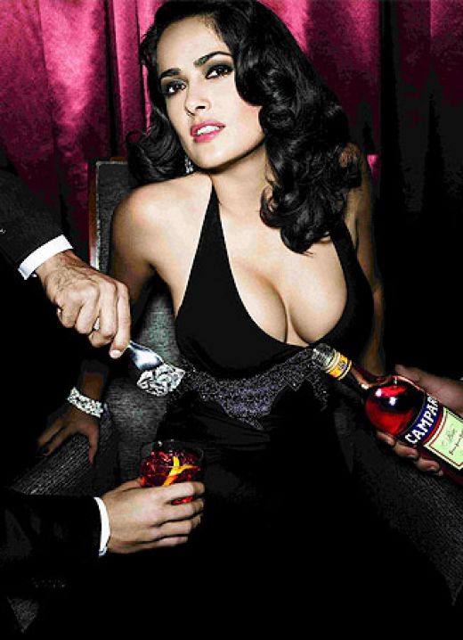 salma hayek cute hot pictures