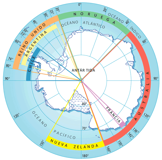 La Antártida y sus recursos naturales