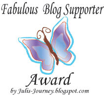 Award from Juli (thank you!)