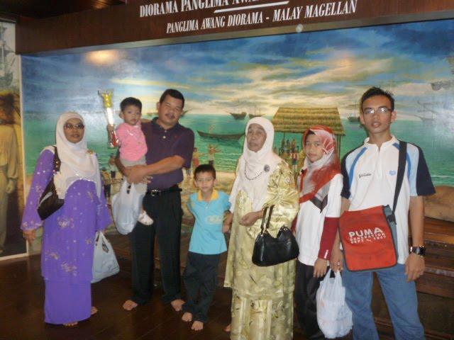 Balik Dari Mersing Johor Singgah Di Melaka