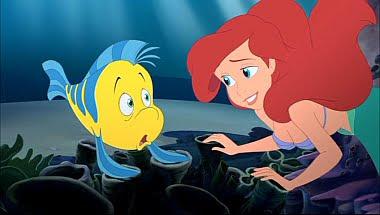 sereia mundoanimado Reprise: A Pequena Sereia A História de Ariel para crianças