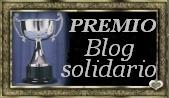 PREMIO BLOG  SOLIDARIO !!!!!