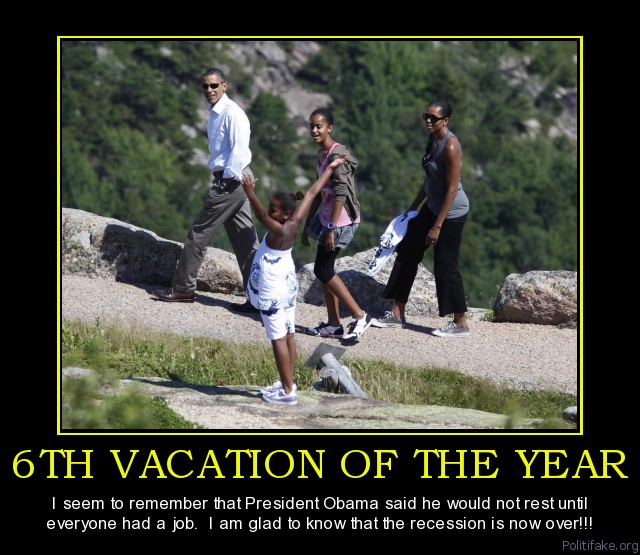obama s many vacations