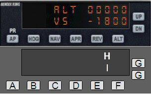 Tutoriel FSX-Le pilote automatique sur les avions à hélice