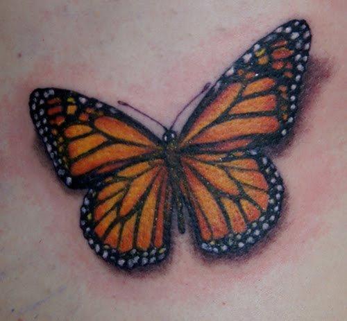 Amazing 3D Tattoos
